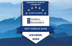 Best Foreign Bank Bangladesh 2020